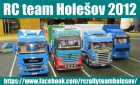 RC Truck Team Holešov 2012